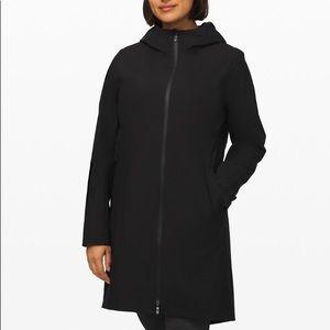 Lululemon Rain Rebel Jacket - Black